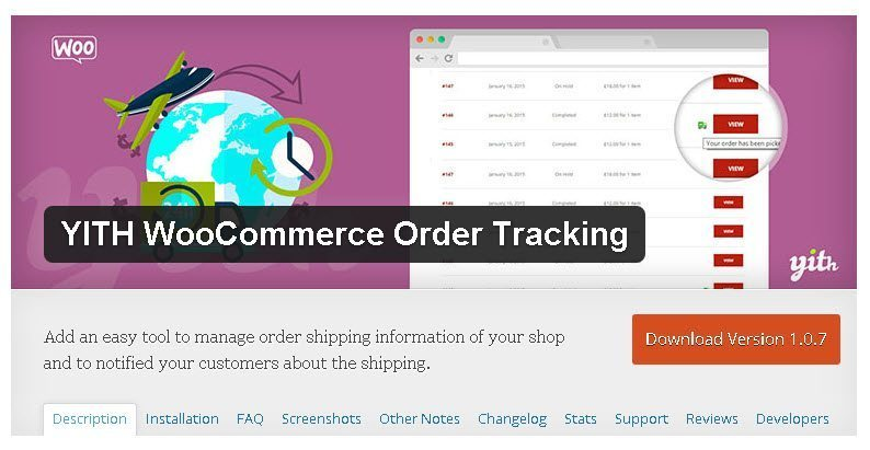 Best Free Logistics WordPress Plugin for Transport, Shipping 2016